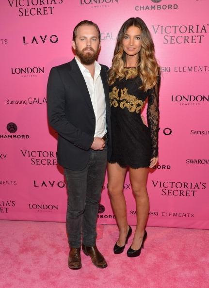 Caleb & Lily    Victorias Secret Show   NYC (07 Nov 12)  071112