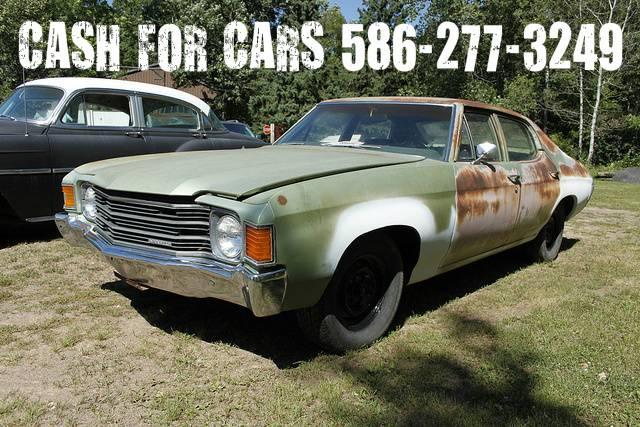 Competition Scarp Junk Car Buyers & Auto Recycling for Cash, Warren, Michigan, 48089, USA