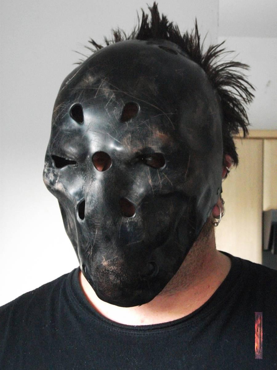 Furiosa's attacker prop mask