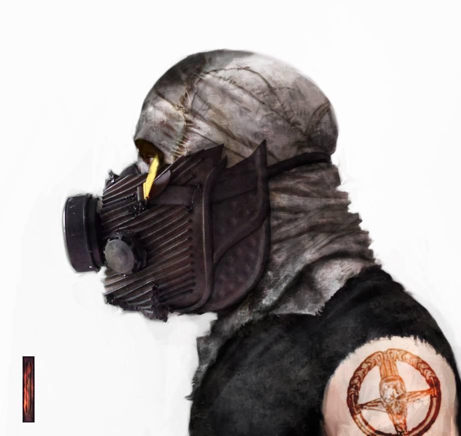 Prop mask