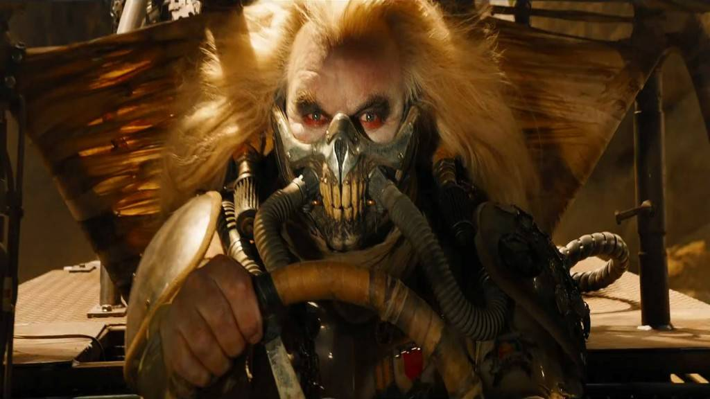 The finished mask as it appeared in 'Fury Road'