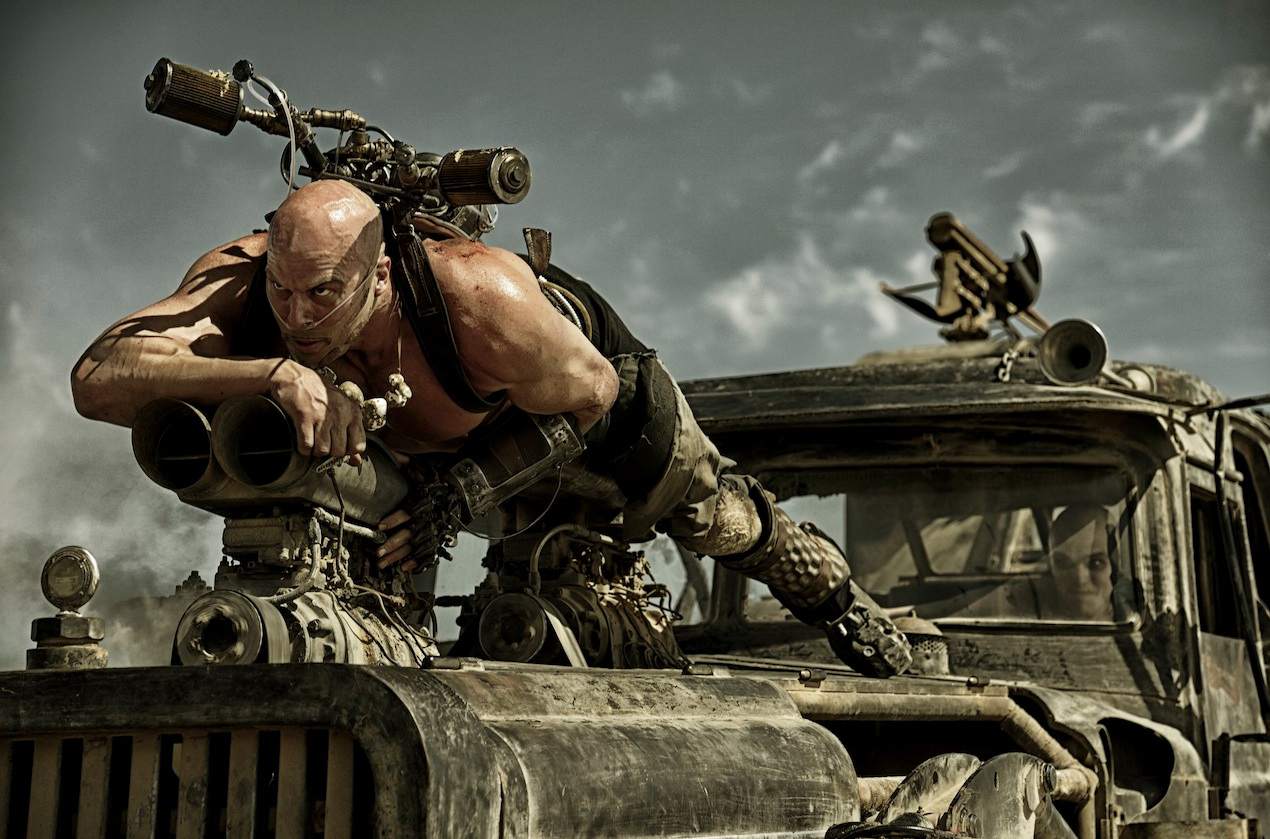 How Rictus appeared in 'Fury Road'
