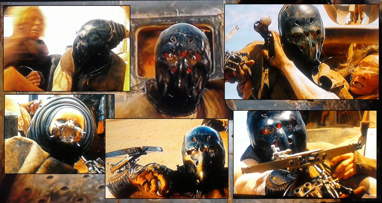 Black mask/baby face as he apeared in 'Fury Road'