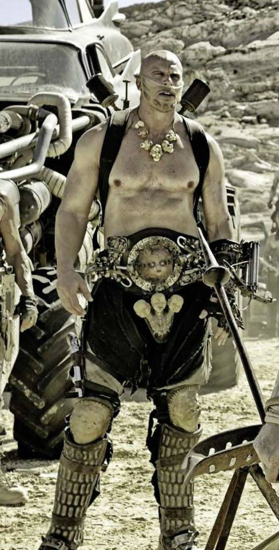 Ritus Erectus as he appeared in 'Fury Road'