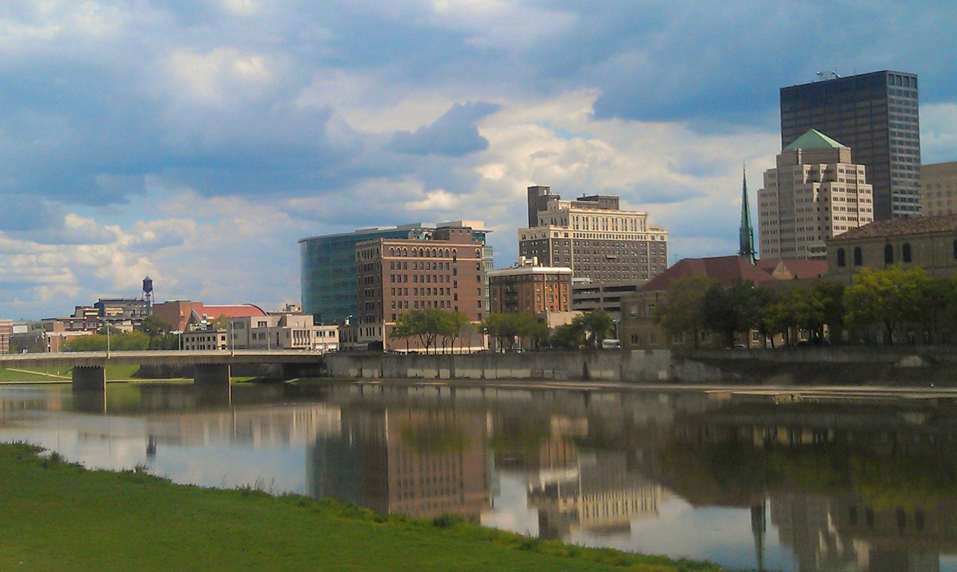 Beautiful Downtown Dayton