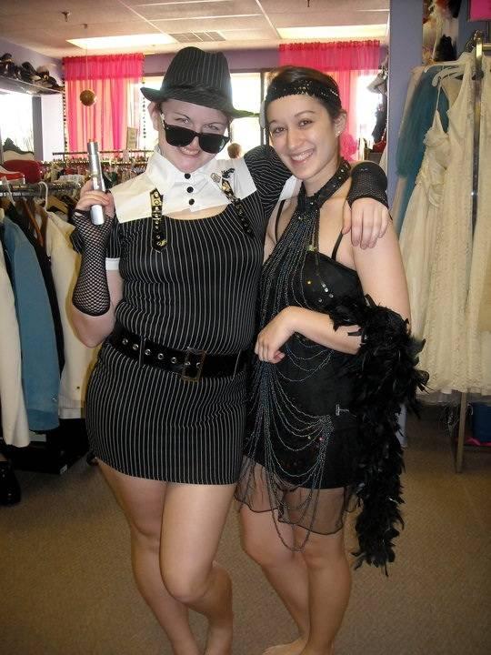 Gangster & Flapper