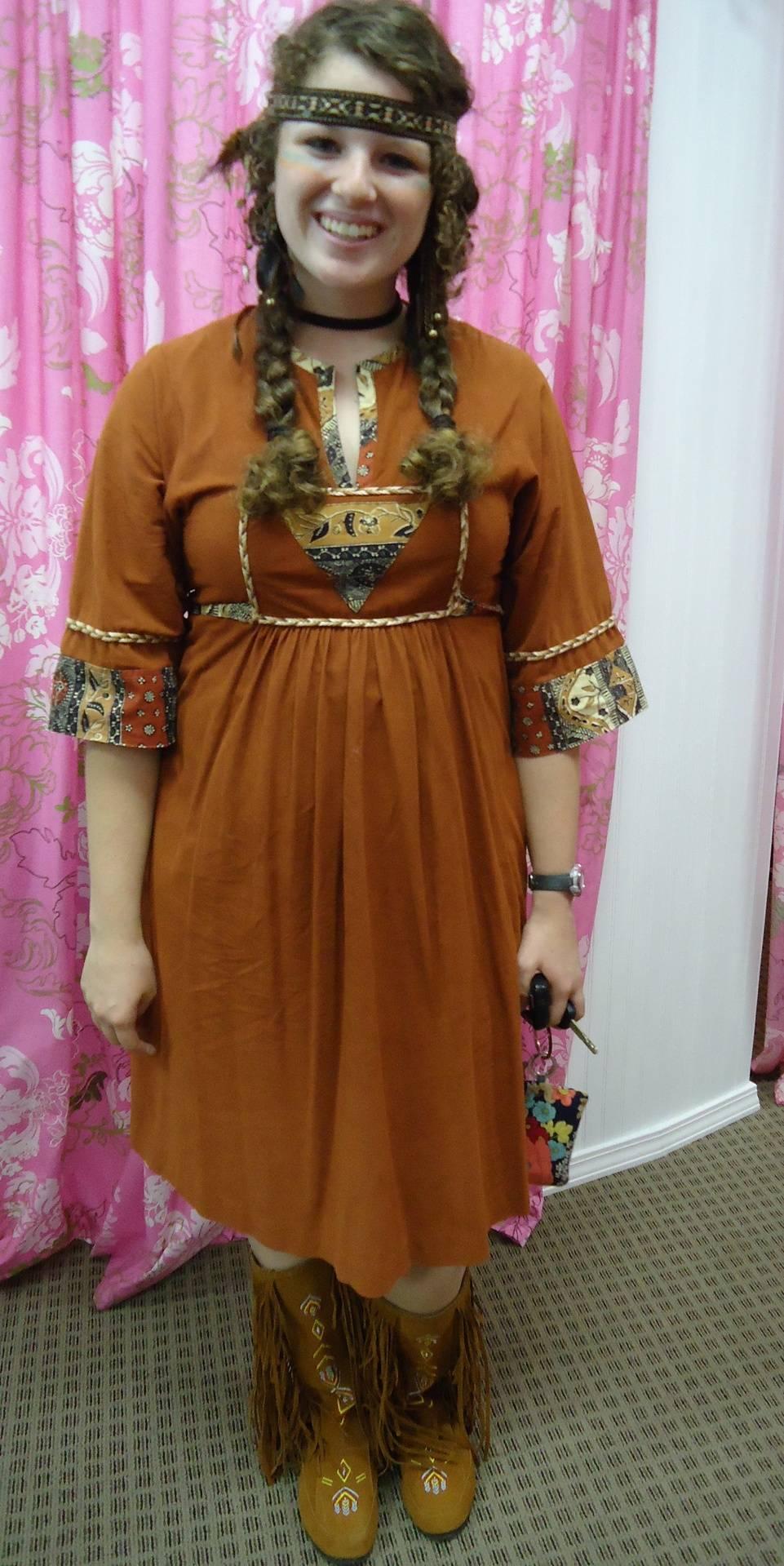 Indian/Vintage Dress