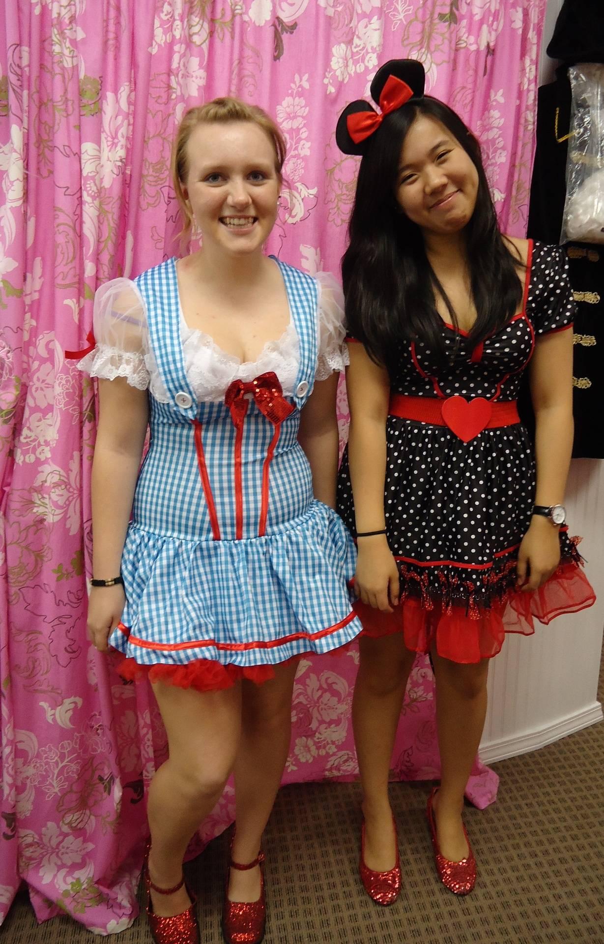 Disney Characters, Leg Avenue & Dreamgirl