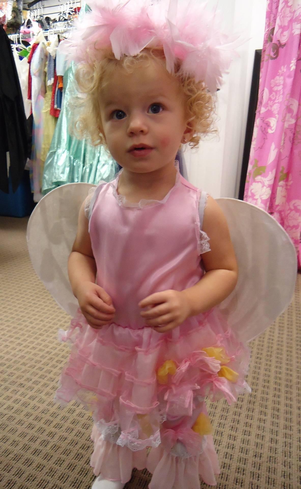 Lil' Pink Angel