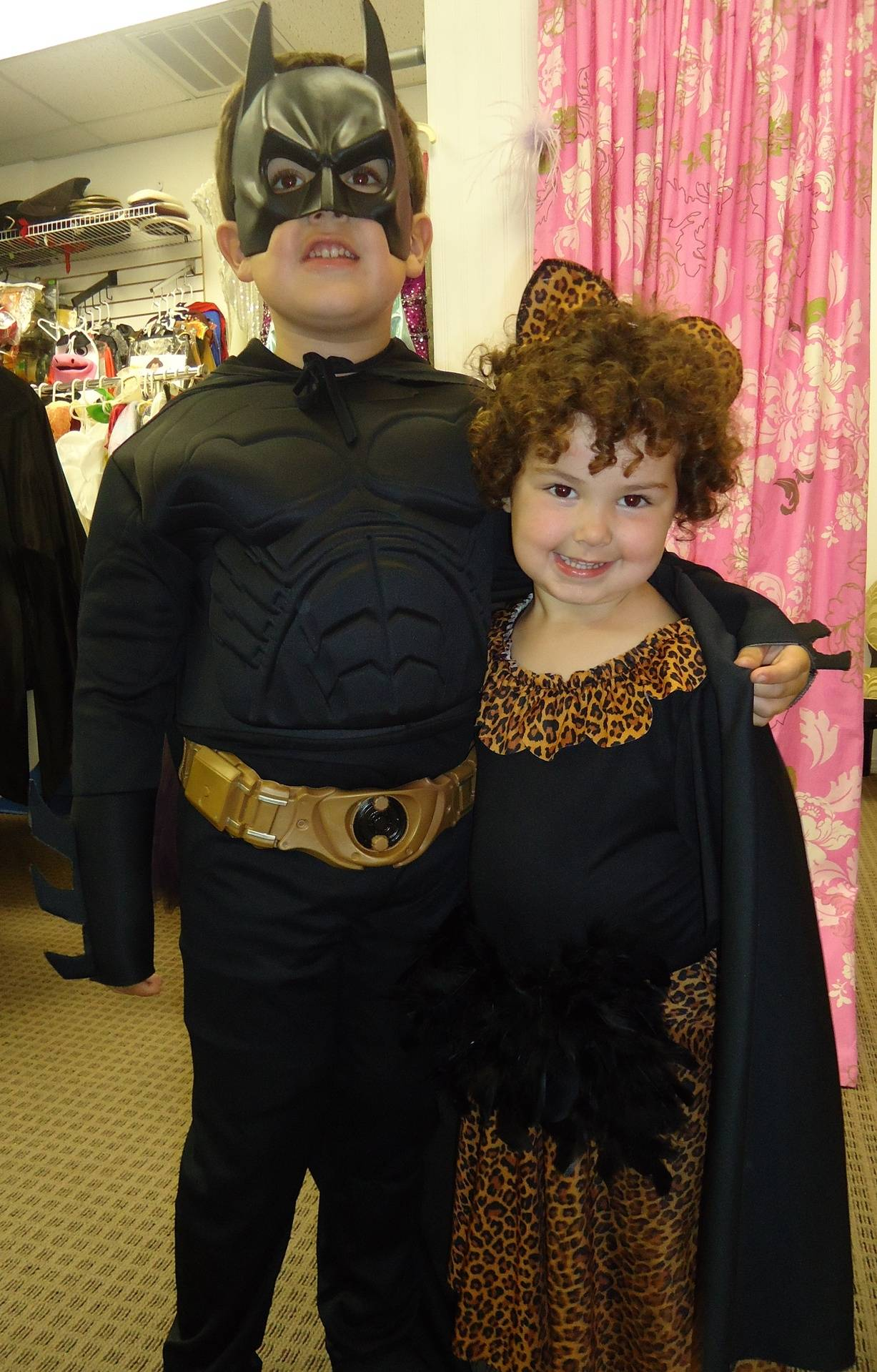 Batman & Cat woman