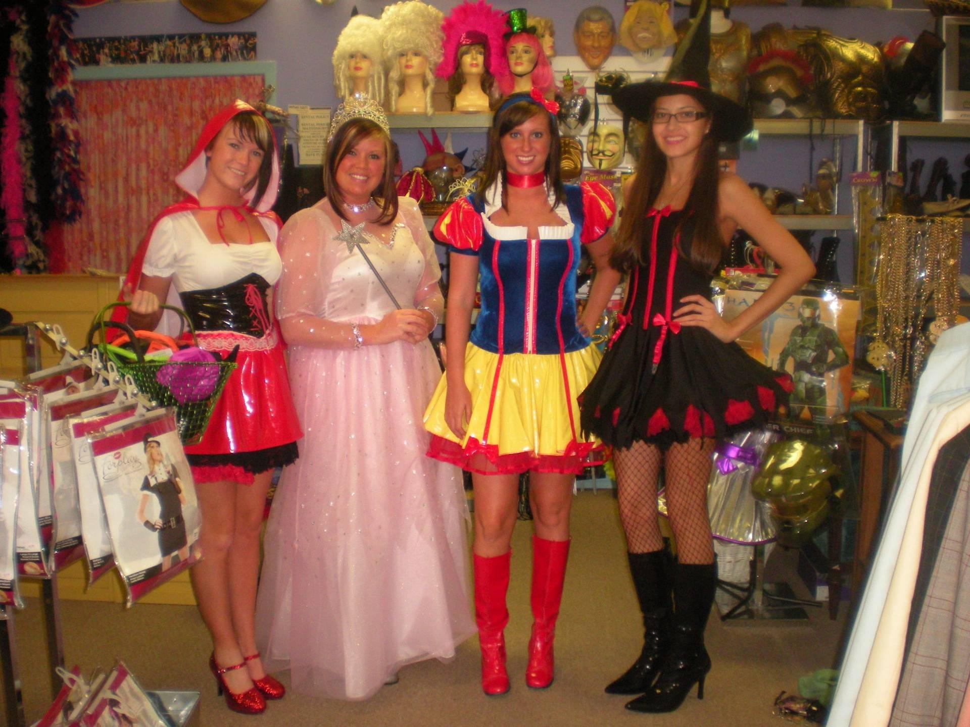 Costume Party's Costume Squad