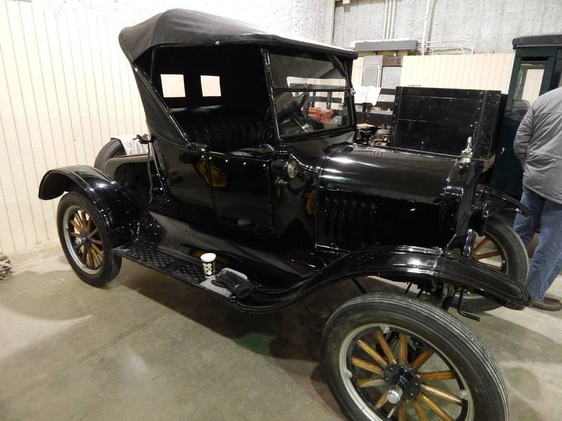 1924 T Roadster