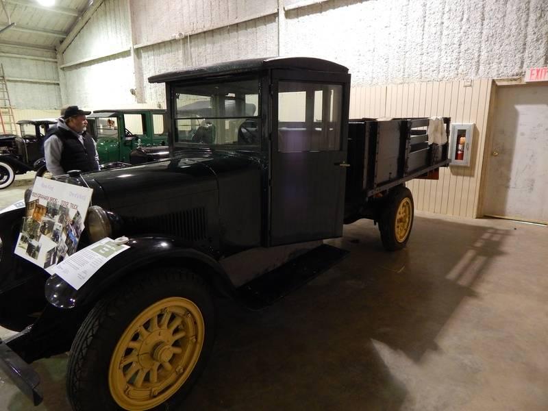 1925 Graham Bros Dodge Truck