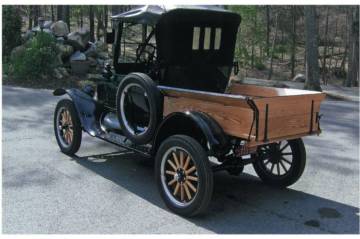 1921 Model T Truck - For Sale
