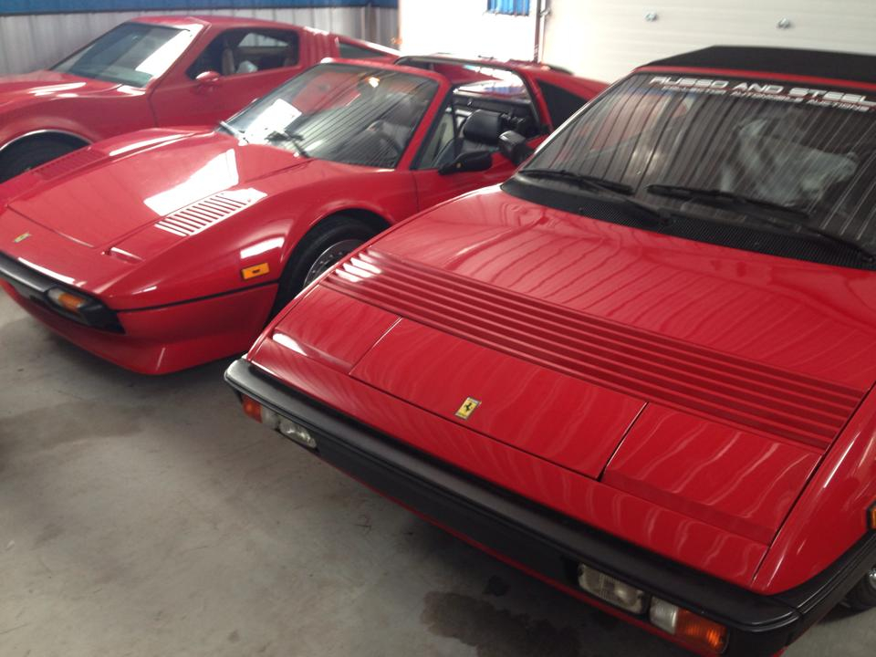 See us for all your Fiat-era Ferrari needs