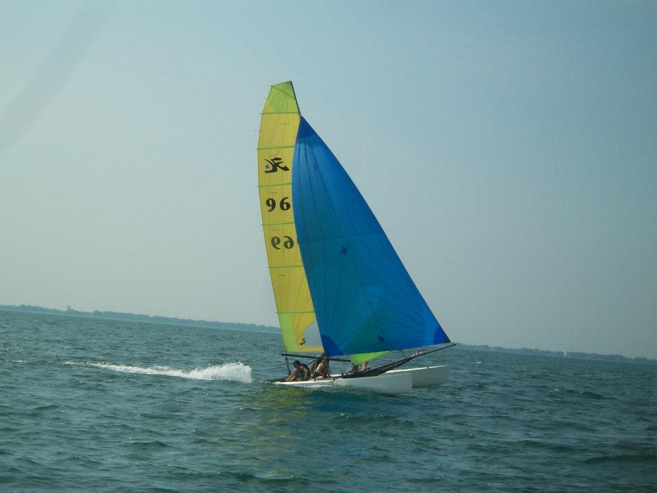 Coach Alex Sailing
