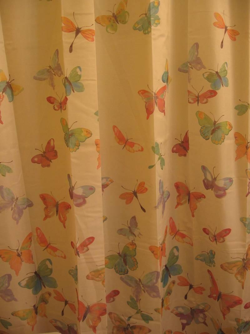 Inspiration- Shower Curtain