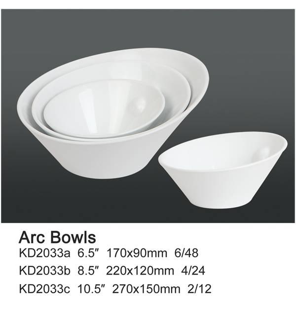 Arc Bowls