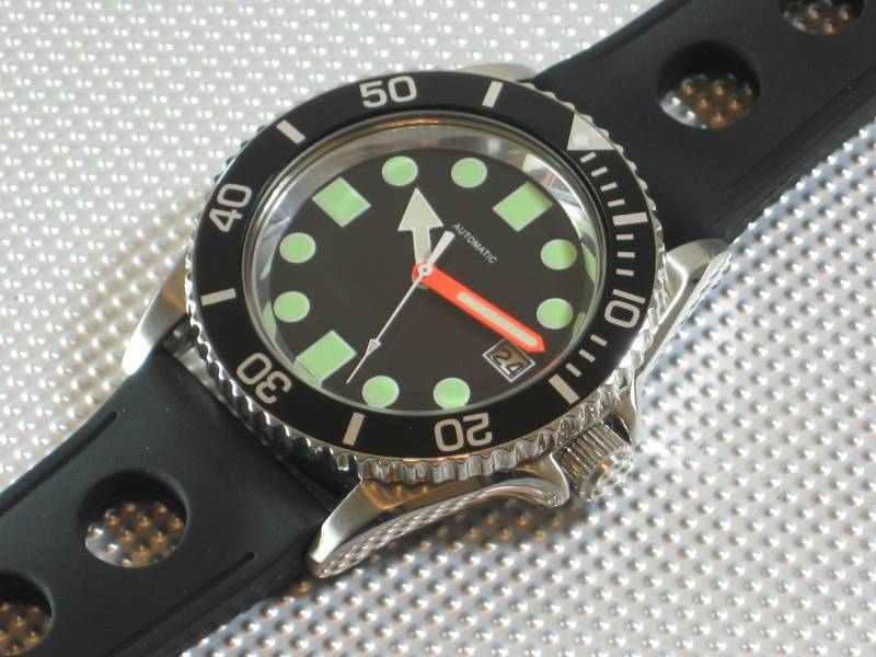 Basic Issue Seiko SKX031