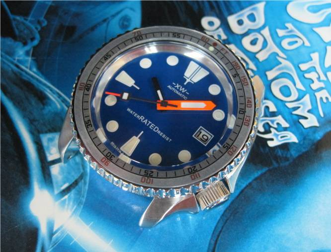 XW BLUE
