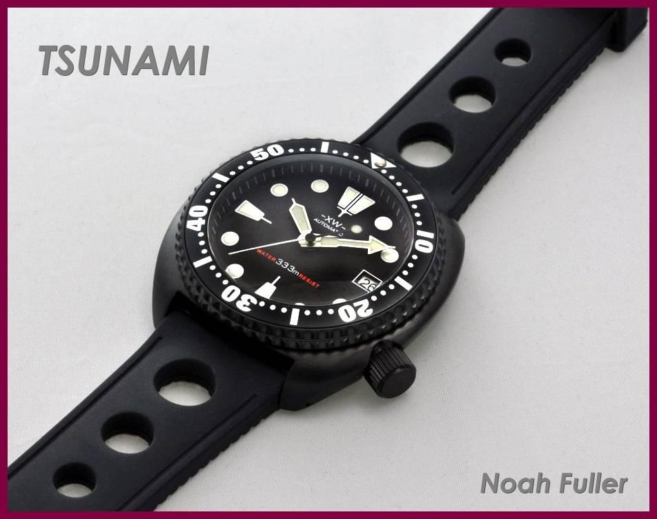 BLACK CLASSIC TSUNAMI