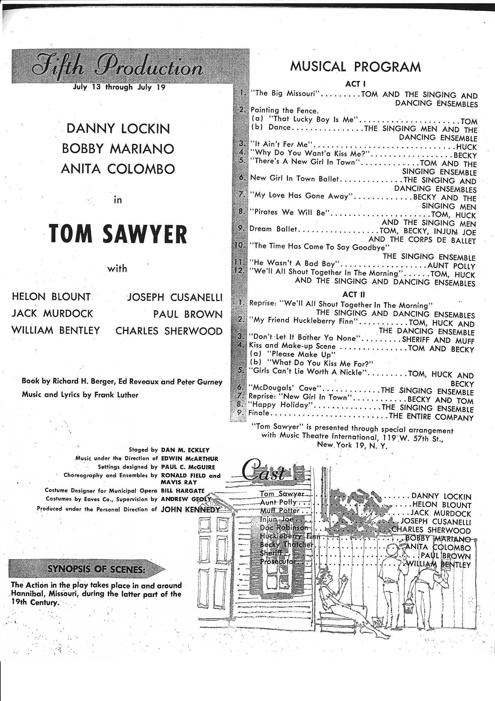 Tom Sawyer program