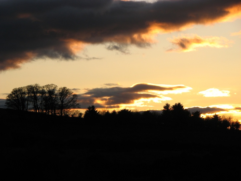 March sunset 5