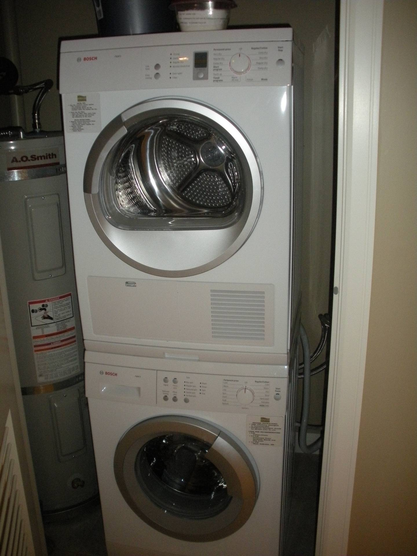 Bosch the Worst Dryers and Washers in Maui