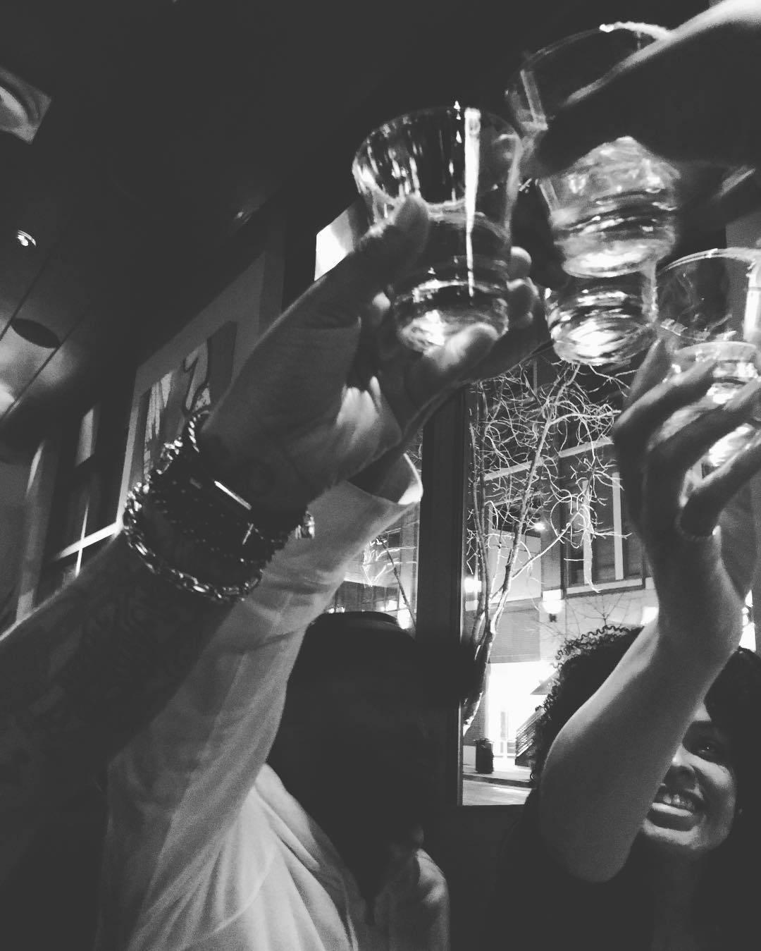 Demetria McKinney completed her album - March 11, 2017