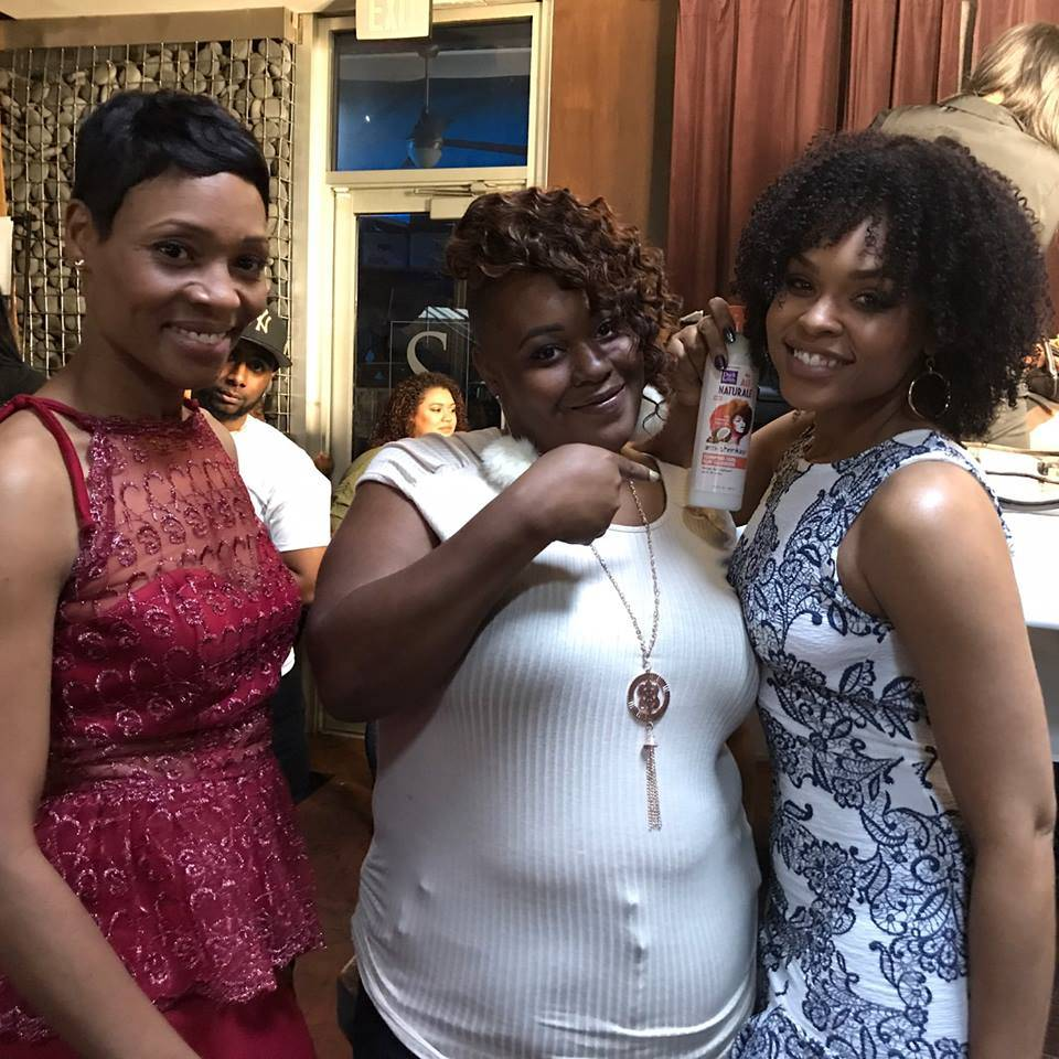 """Dedra Allen attend Demetria McKinney's 2nd Annual """"Because Of You"""" Pre-Mothers Day Brunch"""