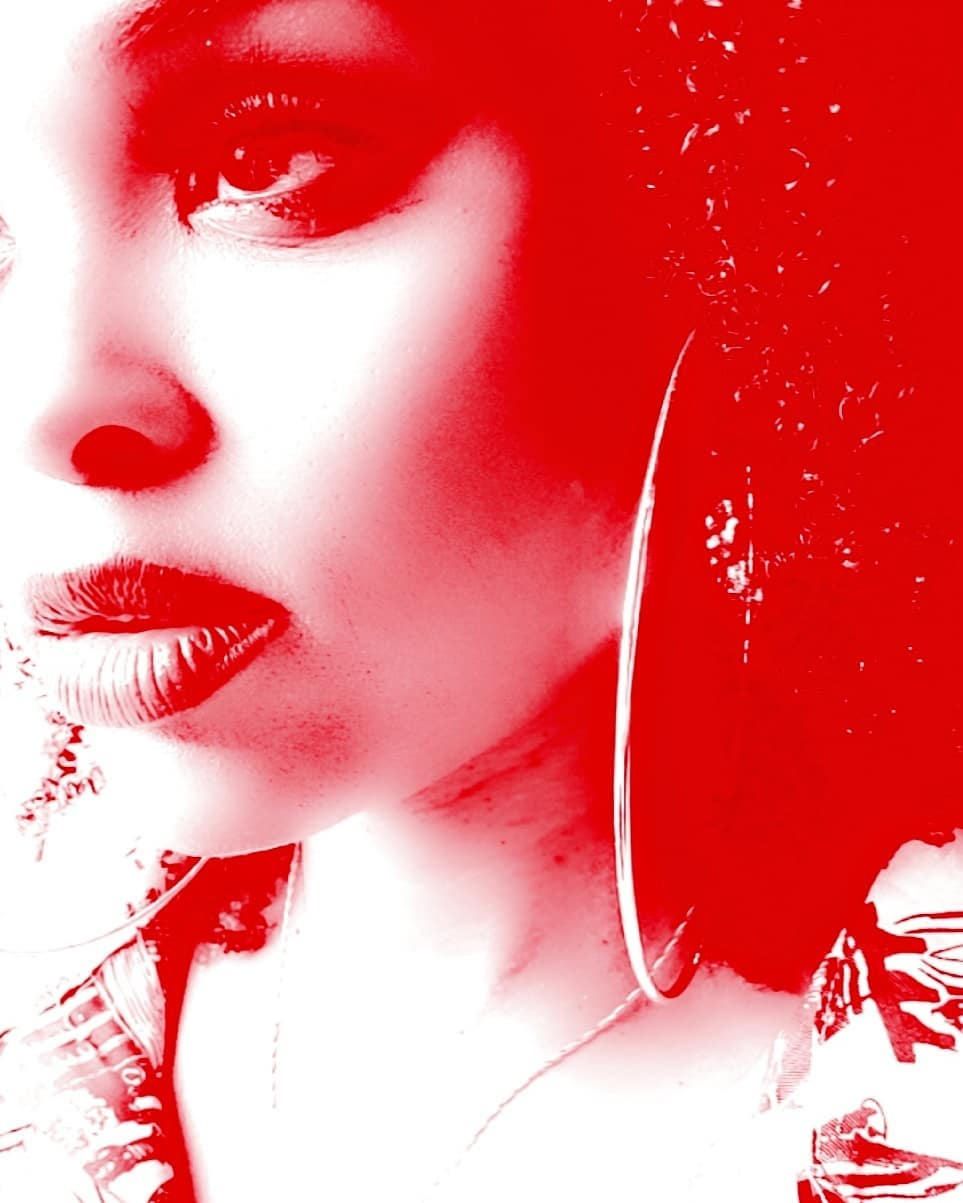 Love, Light, Life, Blessed, Peace, Hope, Growth... All the things Demetria McKinney feeling right now