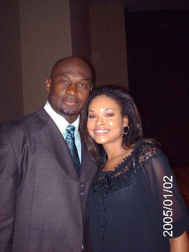 Demetria & Tommy Ford