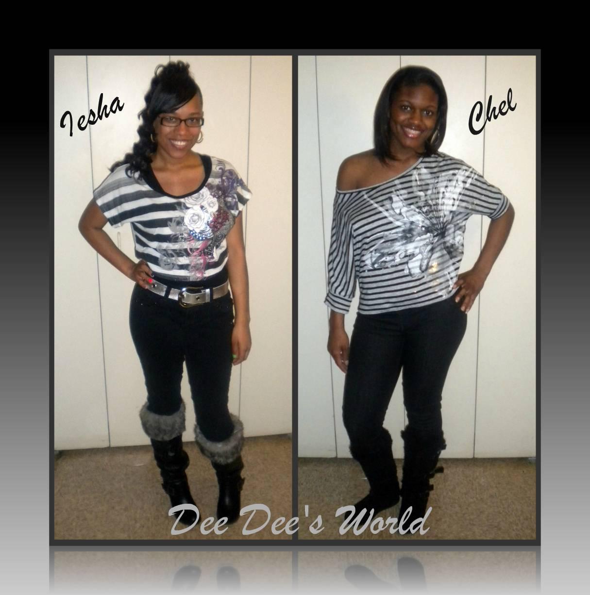 Iesha Marie & Chelby