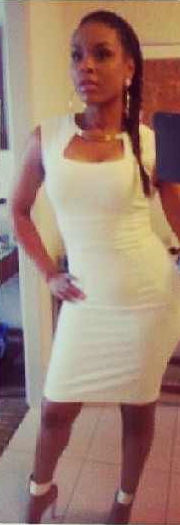 """Demetria McKinney Ready For """"Kevin Hart's All White Party"""" in New Orleans on July 6, 2013"""