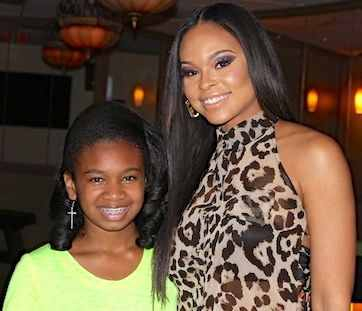 Aleacea & Demetria McKinney at the 'I Am A Queen Foundation - Girl Mind Your Business'