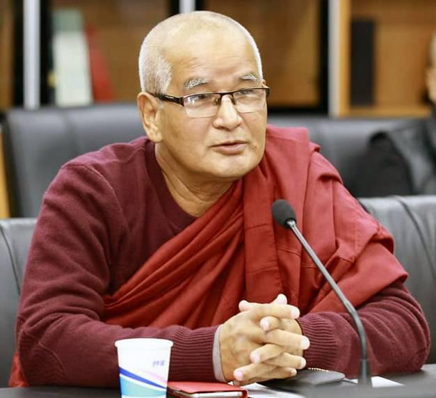 Ven. Bhikkhu Maitri Mahathero