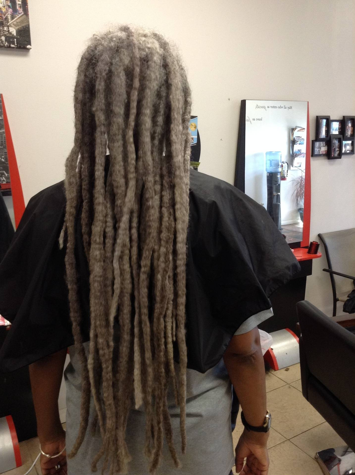 Before Bee does Dread Maint.