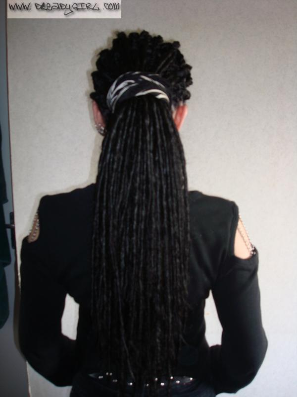 Removable Synthetic Dreads