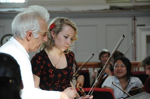 With Vladimir Ashkenazy