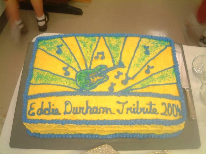 EDDIE DURHAM DAY, San Marcos Texas