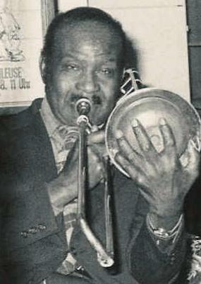 Eddie Durham circa 1980