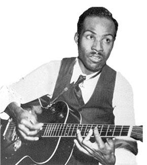 Eddie Durham guitar fingering