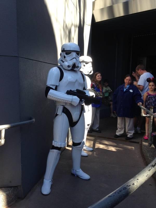 Star Wars - Star Tours