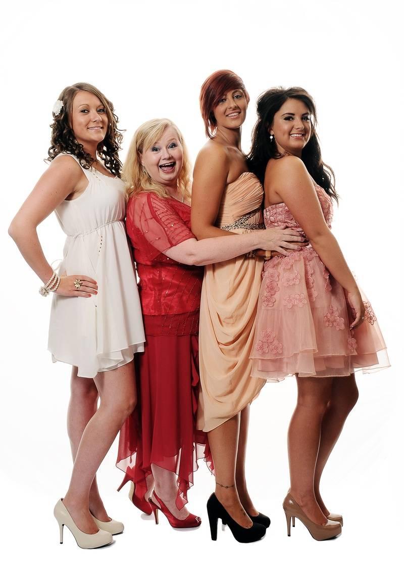 Charity Ball Ladies #3