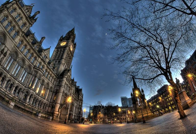 Manchester Twilight