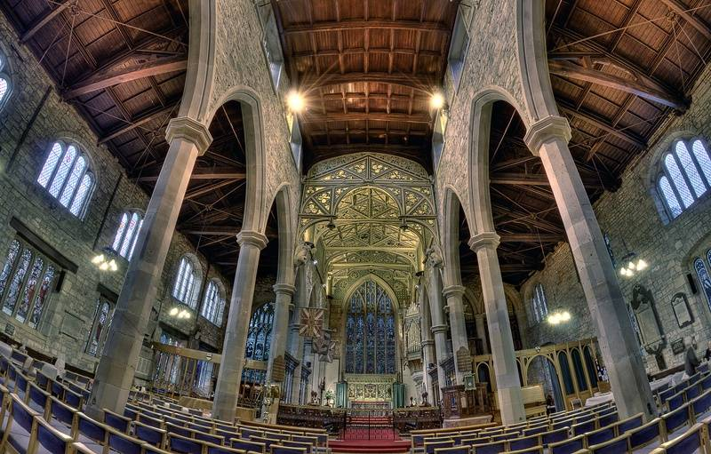 St Peter's, Burnley : Main Body
