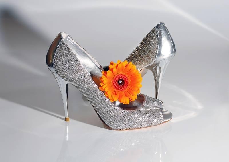 Killer Heels & Orange Bloom
