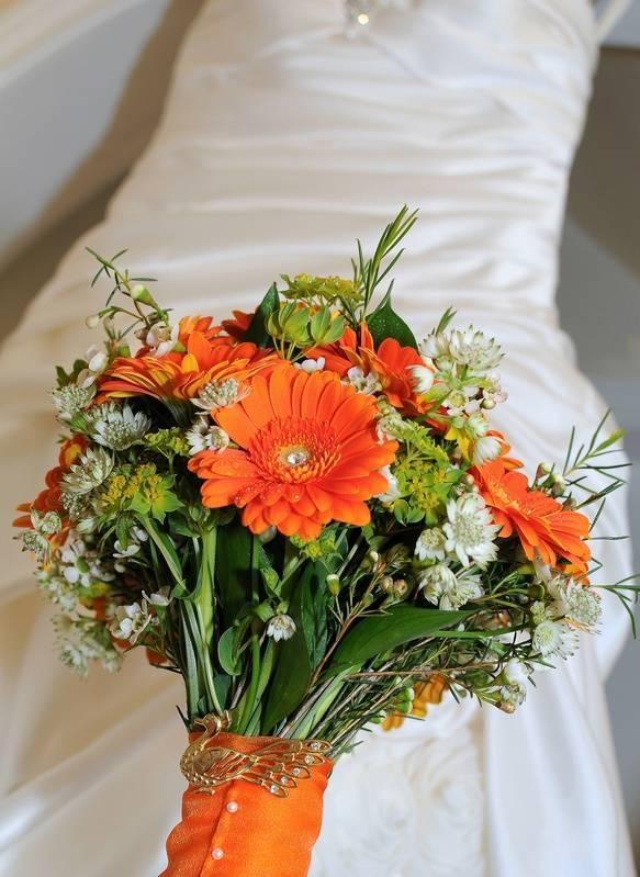 Bouquet & Dress