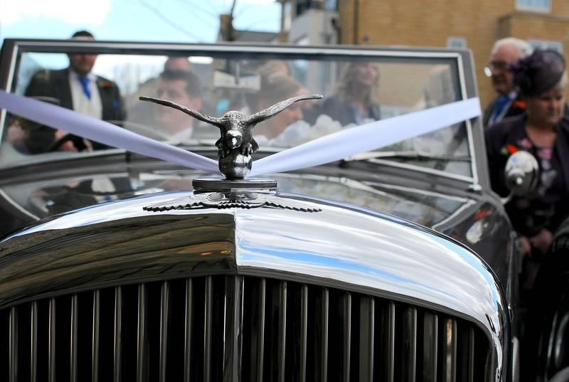 1930s REO Royale convertible