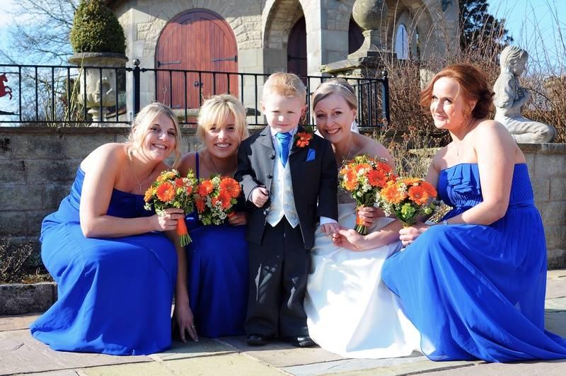 Little Chap & The Girls